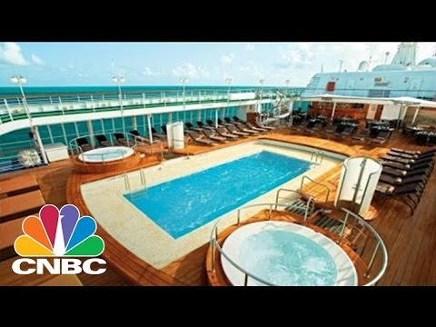 USA Olympic Basketball Team Stays On Luxury Cruise Ship   CNBC