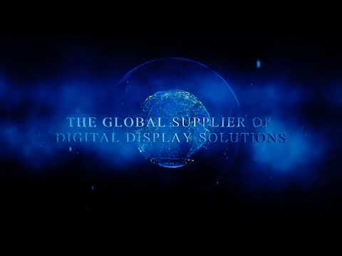 CDS, Your Global Supplier of Displays
