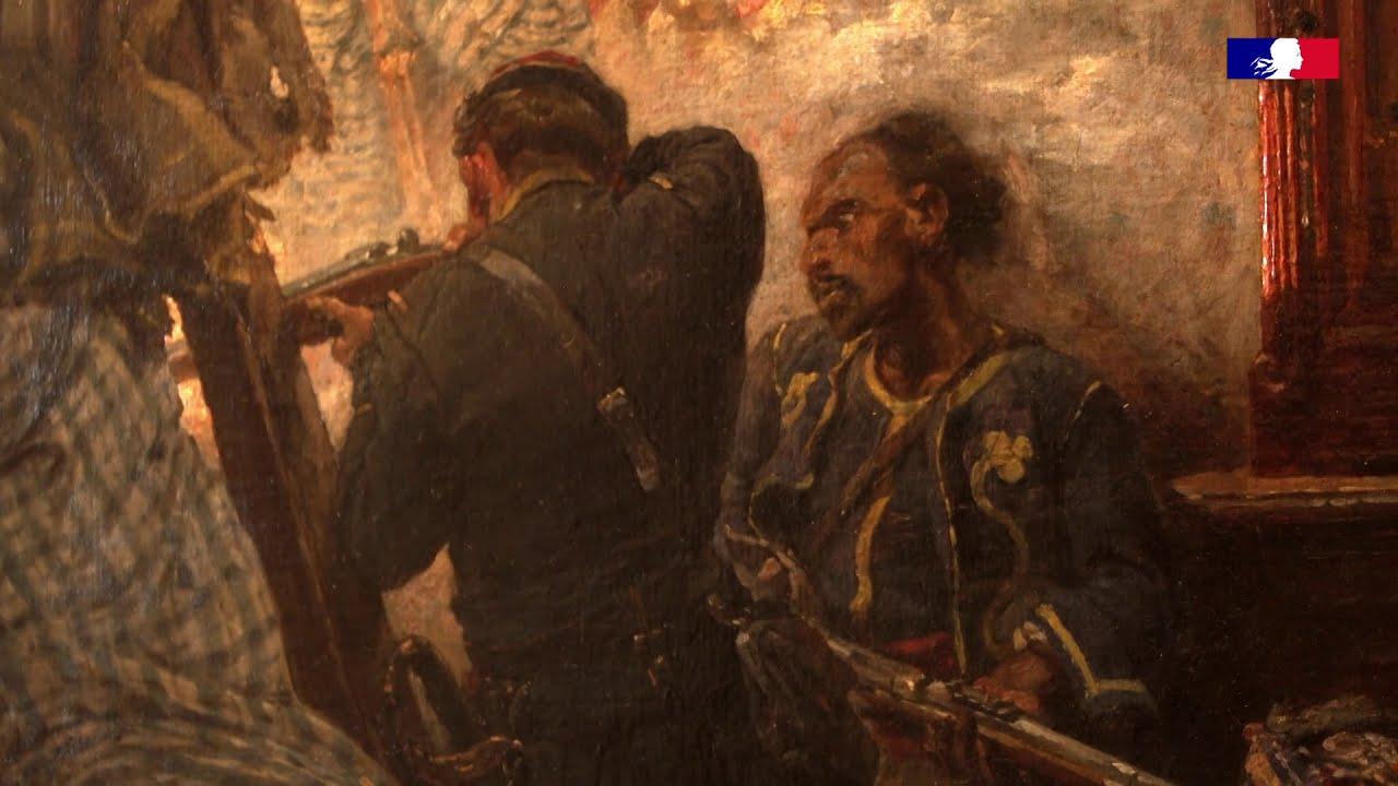 Youtube Video: Les combats de Bazeilles  - E2 - 1870, l'année terrible