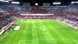 Nacidos para dominar. Sevilla F.C. 4 - Betis 0