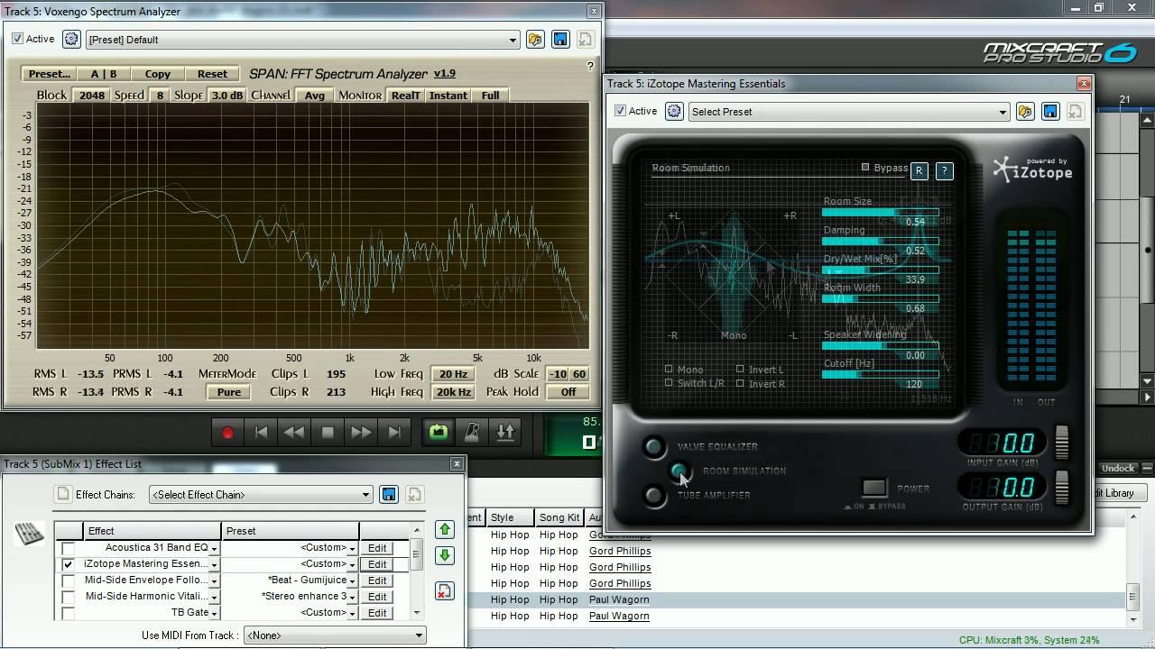 mixcraft studio 7 free download