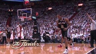 Kawhi Leonard Full Highlights Spurs vs Heat Game 3 (6/10/2014) Career-High 29 Pts - Project Spurs