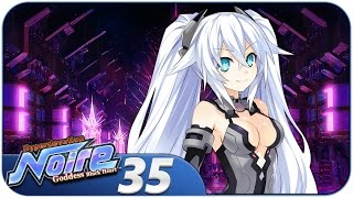 Hyperdevotion Noire: Goddess Black Heart (PC, Let