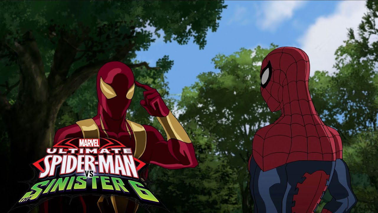 ultimate spider-man season 4 episode 26 youtube