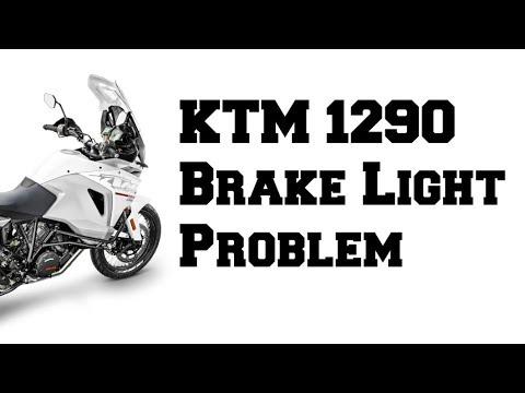 Enduro Engineering Hydraulic Rear Brake Light Switch for KTM On-Off Road