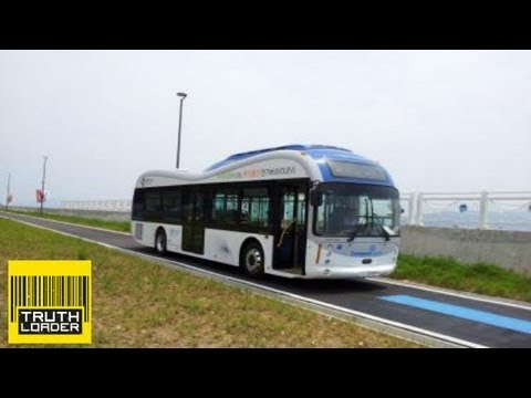 South Korea's wireless electric roads - Truthloader Investigates