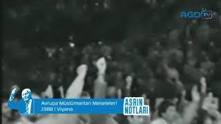 Prof.Dr. Necmeddin Erbakan Hocadan Avrupalı Müslümanlara Yemin (AGD TV)