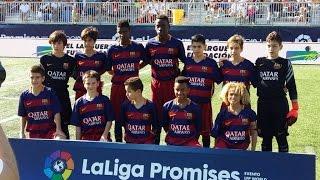 Valencia U-12 vs Barcelona U-12 full match