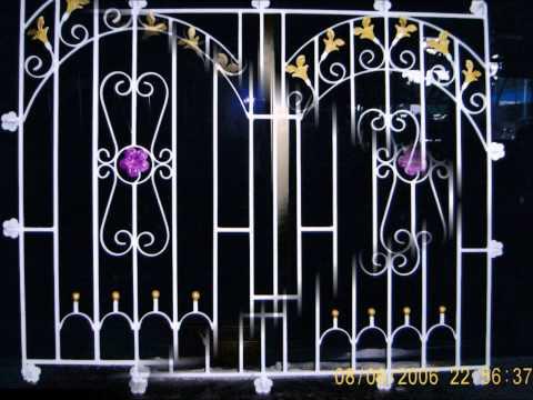เหล็กดัดโคราช  สีอบโคราช   ร้านส.อัลลอย 044-289351   081-9974407