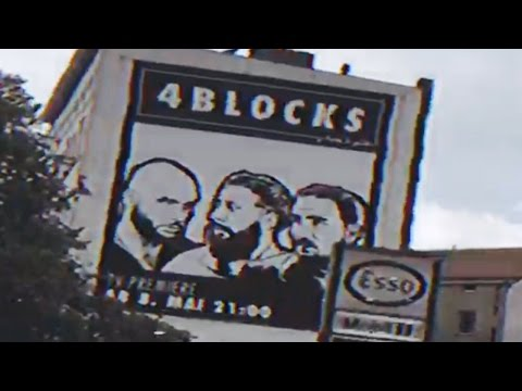GRiNGO ft. HASAN.K, VEYSEL - HOT PURSUIT (PROD. GOLDFINGER) #4BLOCKS