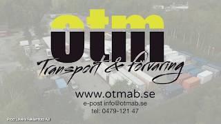 OTM AB Transport & förvaring.