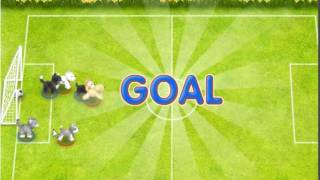 футбол животных игра онлайн