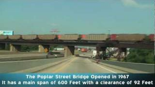 Mississippi River Bridges of St. Louis