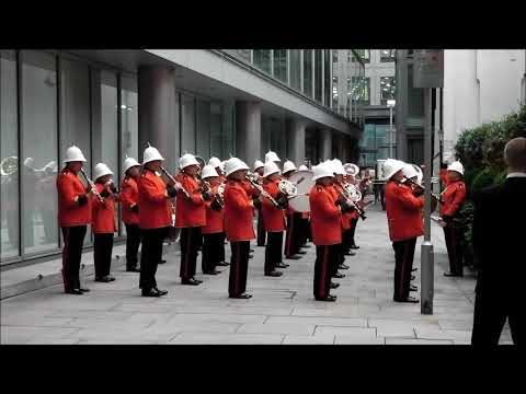 Military Marching Band - Happy Birthday