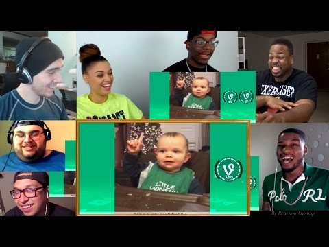 Thumbnail: TRY NOT TO LAUGH OR GRIN - Funny Kids Fails Compilation 2016 ! Reaction Mashup