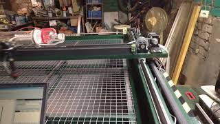 Самодельный лазерный станок с ЧПУ