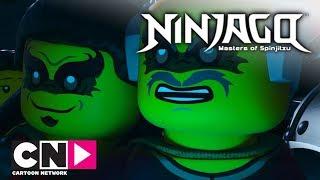 LEGO Ниндзяго | Клинок времени | Cartoon Network