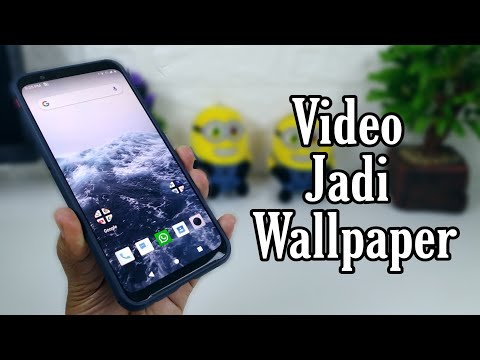 Cara Membuat Live Wallpaper Menggunakan Video Di Galeri Youtube