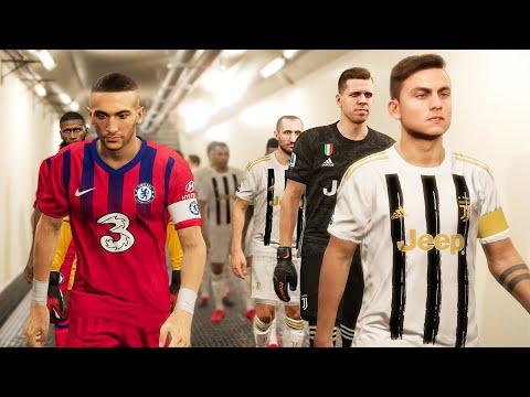 Chelsea vs Juventus