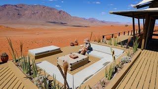 Luxury Namibia: Wolwedans Dunes Lodge