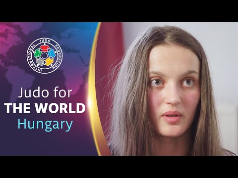 Judo for the World - Hungary