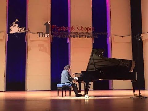 Cyprien Katsaris - live at the Central Conservatory of Music, Beijing