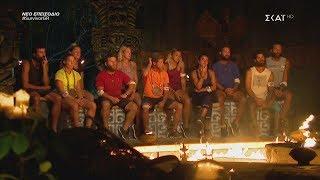 Survivor 2019   Οι υποψήφιοι παίκτες για αποχώρηση   14/04/2019
