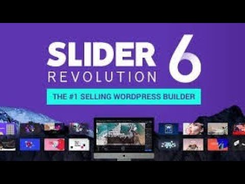 Get Slider Revolution 5 4 8 Add Ons Templates Full Activated