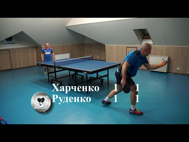 Харченко Александр - Руденко Олег  Турнир Панорама Весна 2020