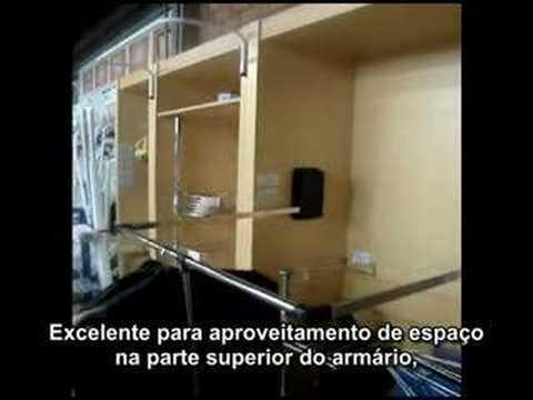 Sofa Box Bed End Of Line Cabideiro Extensível - Youtube
