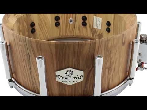 SNARE DRUM How Its Made By DRUM ART Made In Italy