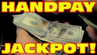 EPIC HUGE BIG WIN JACKPOT HANDPAY - Dream Time Slot Machine - FREEPLAY FRIDAY 24