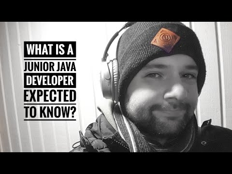 What Is A Junior Java Developer Expected To Know?