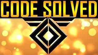 Destiny 2 - WOW! SECRET RASPUTIN CODE SOLVED!