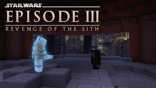 Minecraft StarWars: Order 66 Begins Scene Recreation