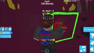 Roblox : [⛏️NEW!] Mining Simulator, and i found 3 mythical chests!