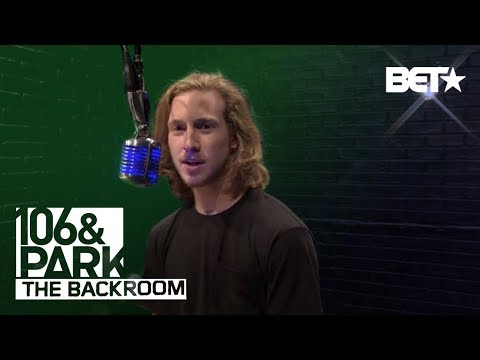 Asher Roth in The Backroom at 106 & Park