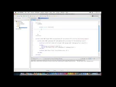 Flex Data Binding -- Other Techniques
