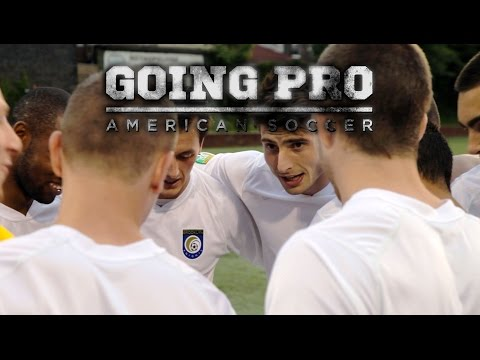 Going Pro: American Soccer (Official Full Length Feature)