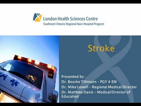 SWORBHP Stroke Signs Symptoms and Treatment