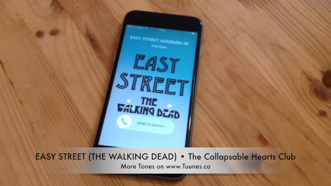 easy street ringtone for iphone