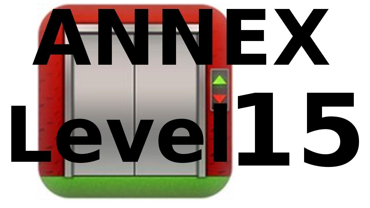 100 Floors Annex Level 15 Walkthrough Youtube