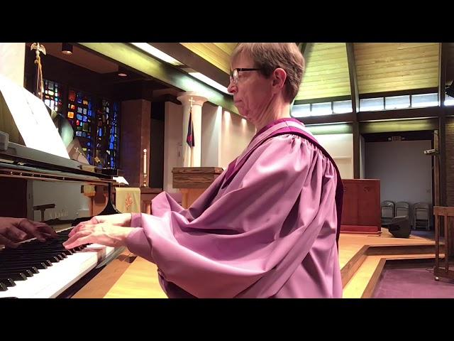 Musical Reflection: Open My Eyes, That I May See