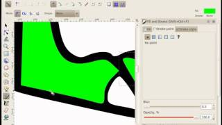 Vídeotutorial: Colorear dibujos vectoriales con el programa Inkscape para decorar tu recreativa