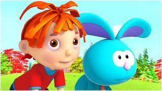 החיוך של רוזי | התחרות האיטית בעולם | כדור השלג האחרון | סרטים מצוירים לילדים thumbnail