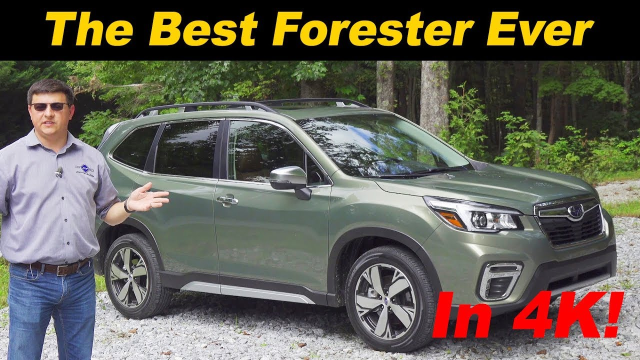 2019 Subaru Forester Review Doubling Down On Safety And Value