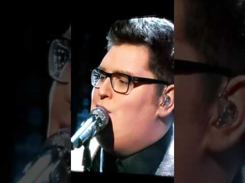Tonight on NBC The Voice Jordan Smith
