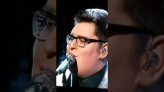 "Tonight on NBC The Voice Jordan Smith ""Oh Holy Night"""