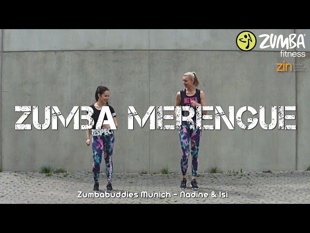 Zumba Merengue - Grupo BIP (Zumba® Choreo) - Zumbabuddies Munich