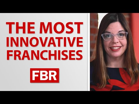 Most Innovative Franchises   FBR